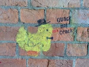 Quack not Crack