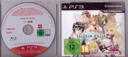 Tales of Xillia Promo Disc