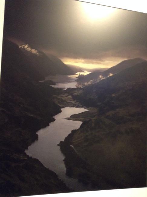 Hogwarts by the Black Lake
