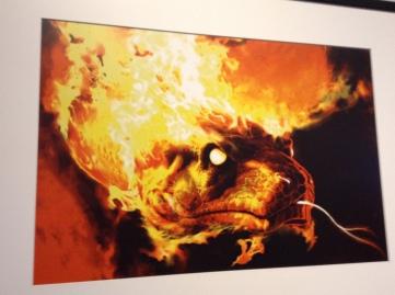 Fire Serpent - Adam Brockbank