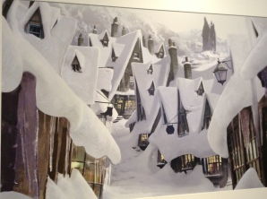 Hogsmeade Backing - Andrew Williamson