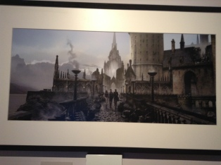 Hogwarts After the Battle - Andrew Williamson