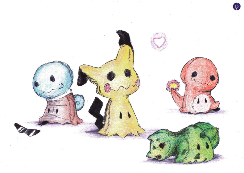 London Art Mimikyu 2nd place Edited