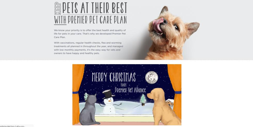 PPCP christmas 2017 home page