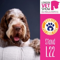 London Vet Show 2017 promotional images. Created to highlight PVA's presence at LVS they had to match the branding for both LVS and PVA